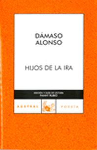 Edicion-Hijos-de-la-ira-Damaso-Alonso,-Espasa-Calpe,-2004