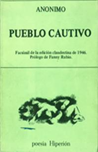 Edicion-de-Pueblo-cautivo.-Anonimo1946,-Hiperion,-1978